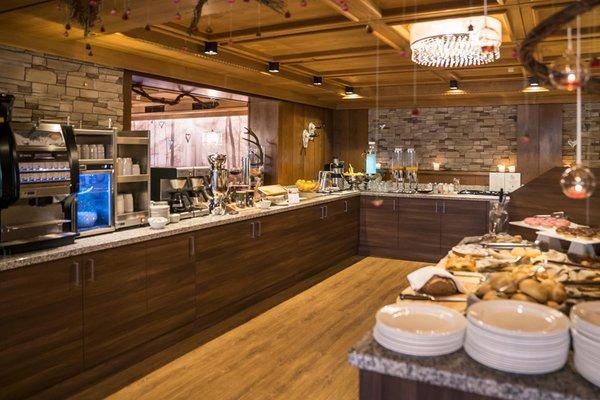 Das Frühstück Jägerheim - Hotel 3 Stern sup.