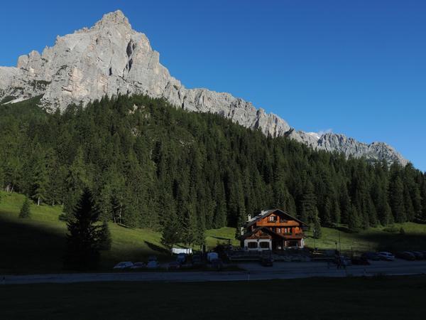 Foto esterno in estate S. Sebastiano
