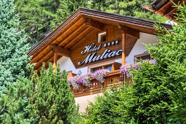 Photo exteriors in summer Muliac