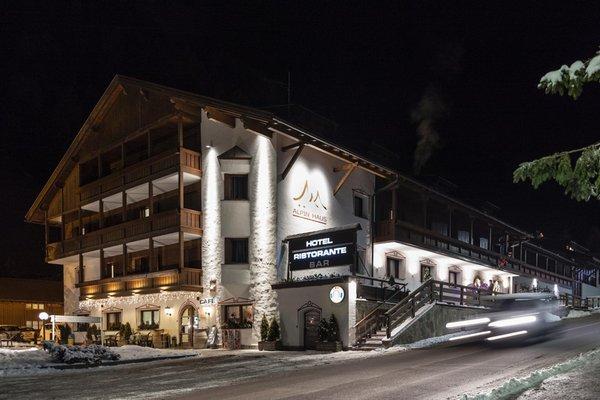 Foto invernale di presentazione Alpin Haus - Hotel 2 stelle