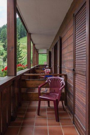 Foto del balcone Alpin Haus