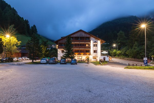 Foto estiva di presentazione Alpin Haus - Hotel 2 stelle