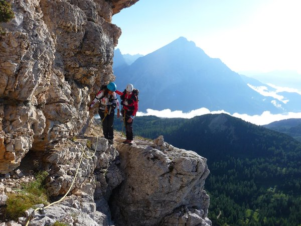 Attività estate Civetta e Val di Zoldo