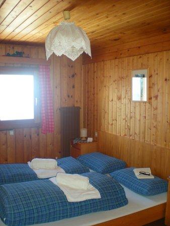 Foto della camera Rifugio Dibaita Puflatschhütte