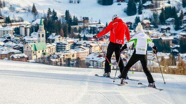 Gallery Cortina d'Ampezzo inverno