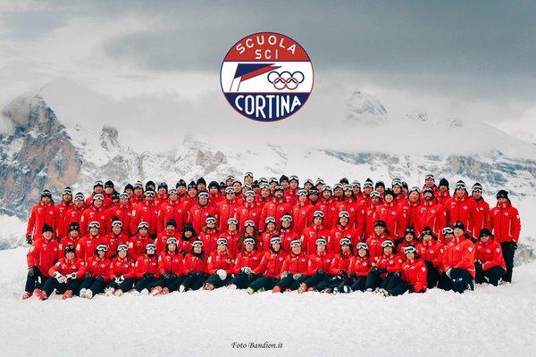 Foto di presentazione Scuola sci Cortina