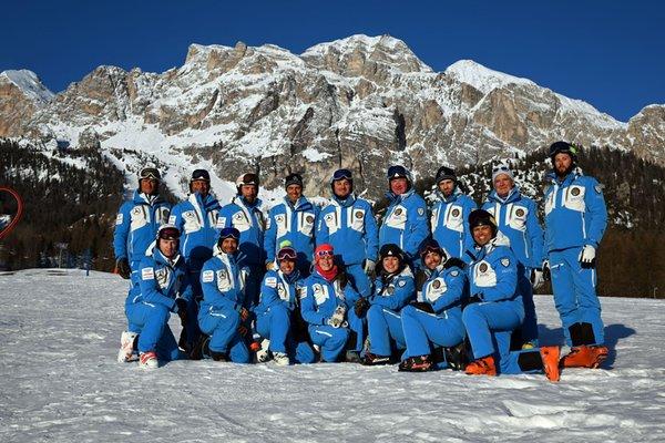 Foto di presentazione Scuola sci e snowboard Cristallo Cortina