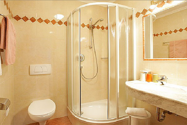 Photo of the bathroom Garni (B&B) + Apartments Horizont