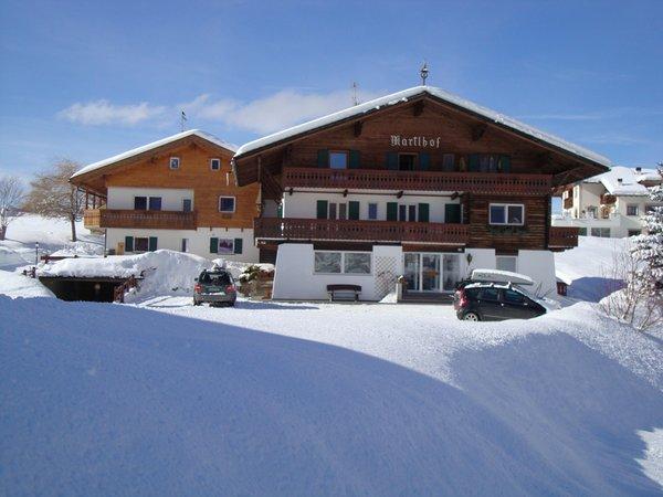 Winter Präsentationsbild Martlhof - Garni (B&B) 2 Sterne