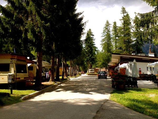 Foto estiva di presentazione International Camping Olympia -