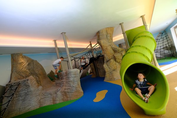 La sala giochi Camping Vidor - Family & Wellness Resort