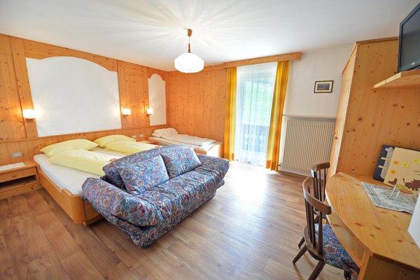 Foto vom Zimmer B&B + Ferienwohnungen Tubla