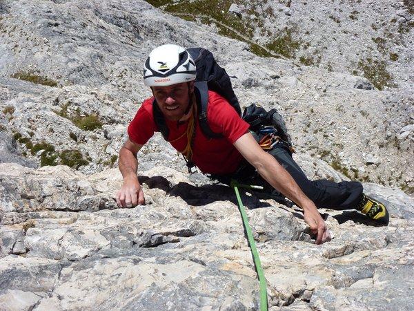 Foto esterno in estate Gardena Guides - Associazione Guide Alpine Val Gardena