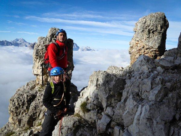Attività Alpinschule Drei Zinnen