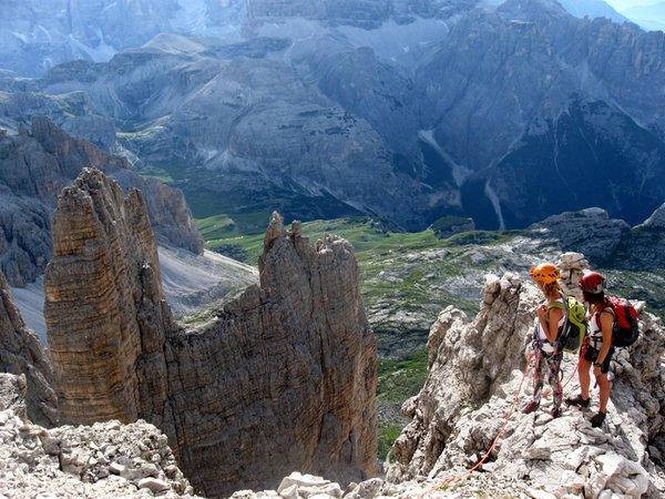Foto di presentazione Alpinschule Drei Zinnen - Scuola di alpinismo