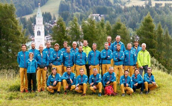 Foto di presentazione Gruppo Guide Alpine Cortina - Scuola di alpinismo