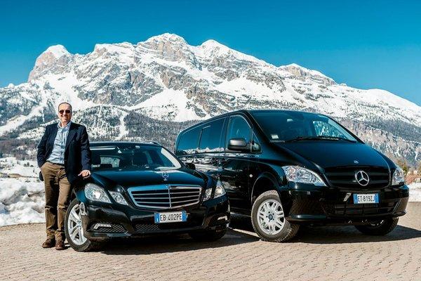 Foto di presentazione Noleggio con conducente Taxi Cortina