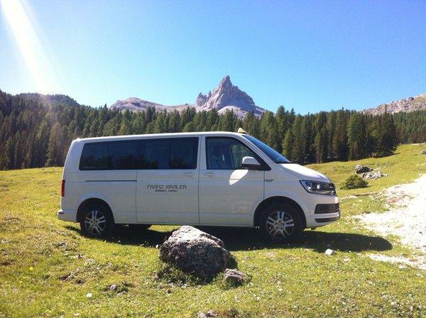 Foto di presentazione Taxi Cortina Dolomiti Contac Service