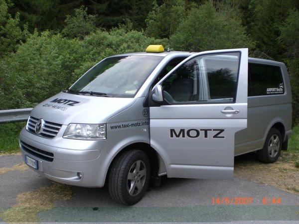 Presentation Photo Taxi Motz