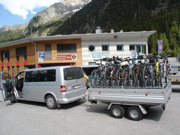 Holzer Sepp - Taxi  Rasun in Valle d'Anterselva