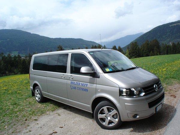 Foto di presentazione Holzer Sepp - Taxi