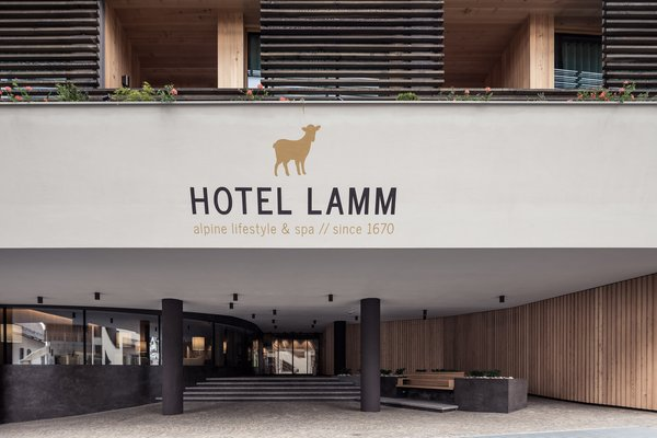 Summer presentation photo Hotel Lamm