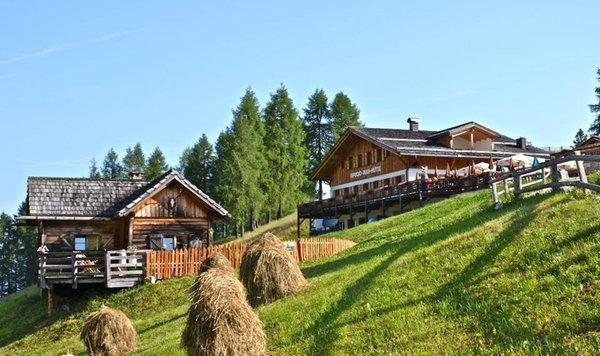 Position Mountain hut Rudi Hütte Sesto / Sexten