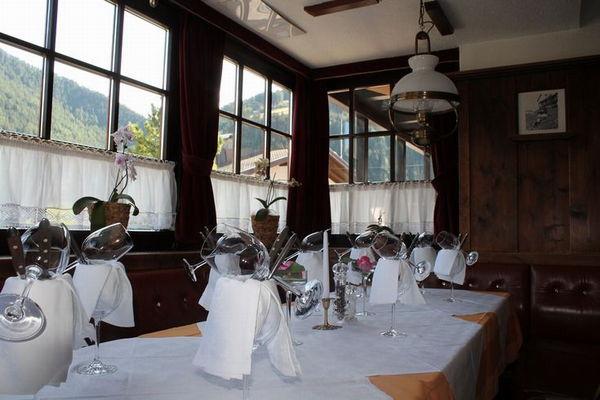 Il ristorante San Vigilio Ciolà