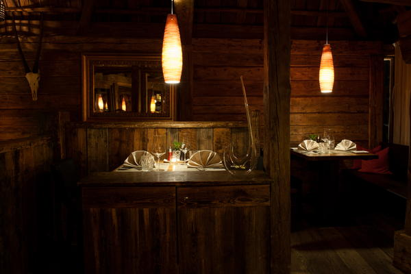 Il ristorante Brunico Hardimitz'n Restaurant & Steakhouse