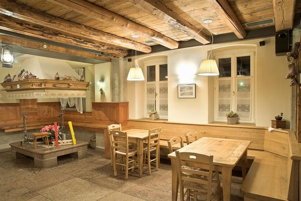 Foto der Stube Restaurant Tana de 'l Ors