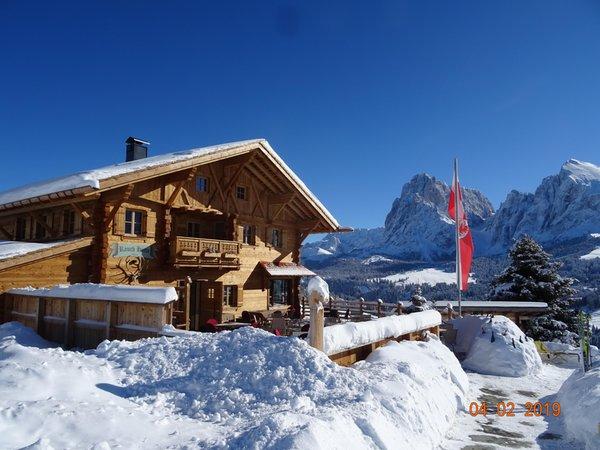 Winter Präsentationsbild Alm Rauchhütte