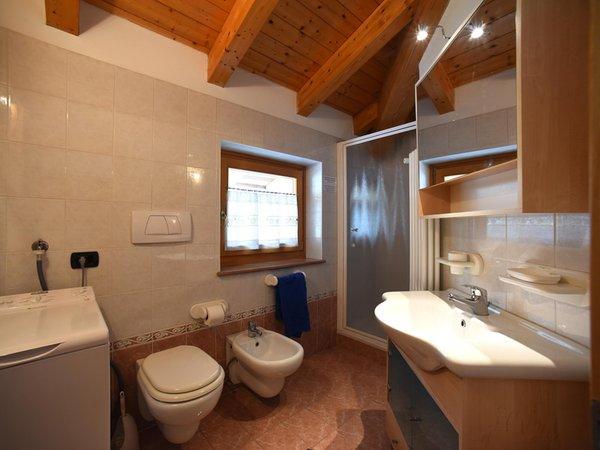 Foto del bagno Appartamento Casa Rosa