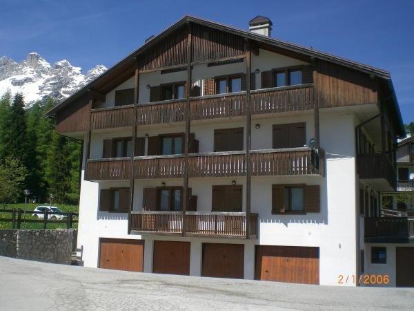 Foto estiva di presentazione Casa Panciera - Appartamenti