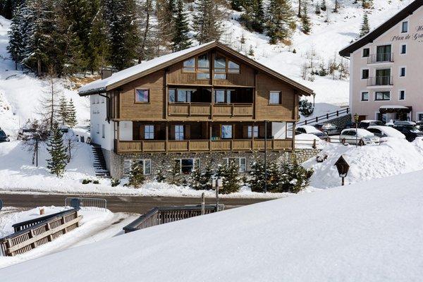 Foto invernale di presentazione Residence Chalet Albric