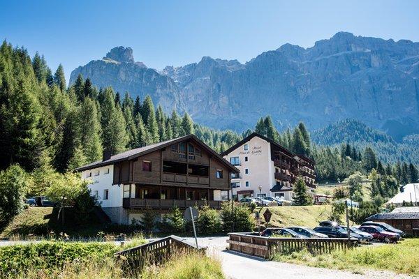 Foto estiva di presentazione Residence Chalet Albric