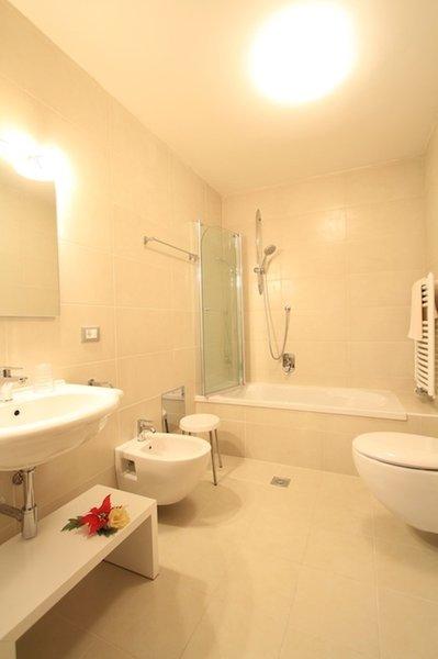 Foto del bagno Residence Ariola