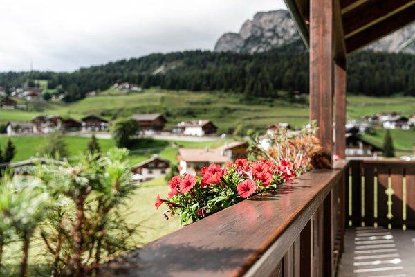 Foto del balcone Cësa Rives
