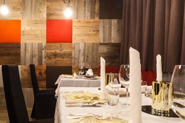Il ristorante Corvara Col Alto