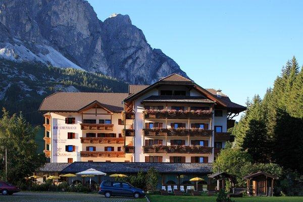 Foto estiva di presentazione Hotel Col Alto