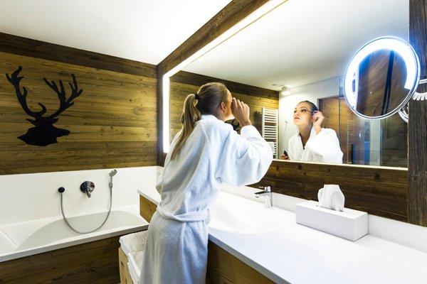 Foto del bagno Hotel Col Alto