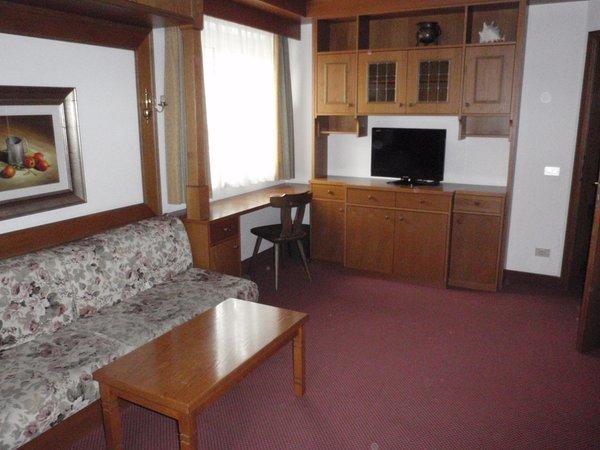 La zona giorno Residence Sausalito