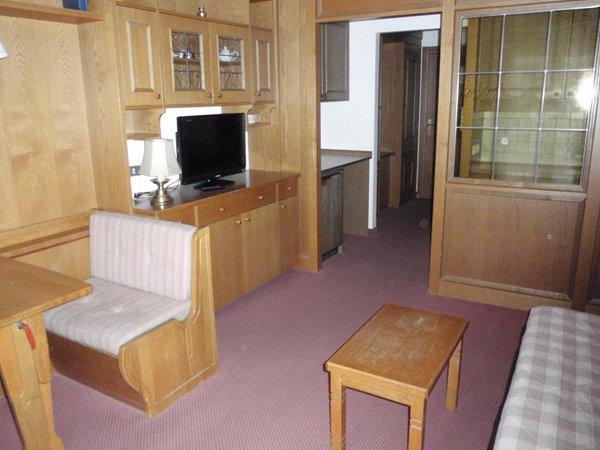 La zona giorno Sausalito - Residence 2 stelle