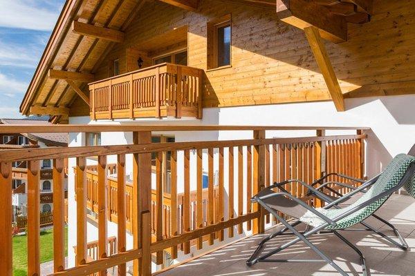 Foto del balcone Luzerna
