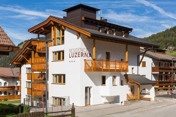 Foto estiva di presentazione Luzerna - Residence 3 stelle