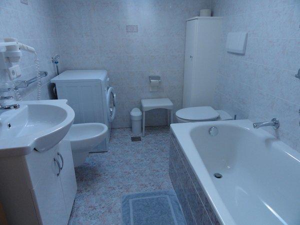 Foto del bagno Appartamenti Dolores