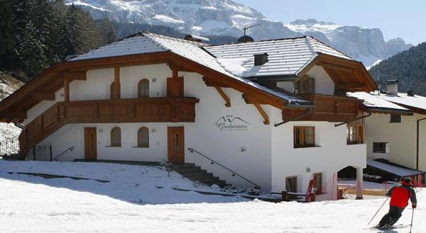 Foto esterno in inverno Grohmann