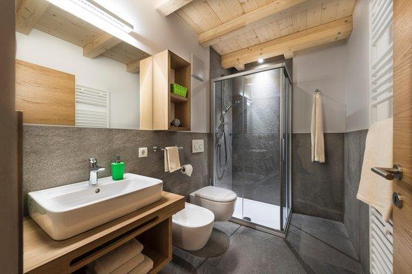 Foto del bagno Appartamenti Villa Solinda