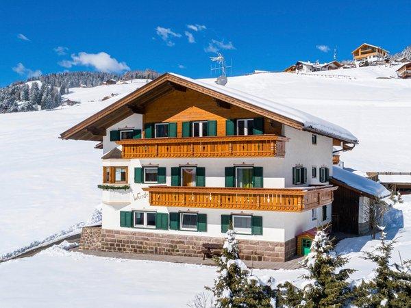 Foto invernale di presentazione Appartamenti Wurdengeja