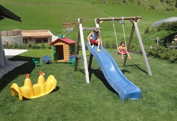 Foto del parco giochi