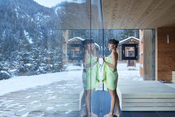 Photo of the sauna La Villa